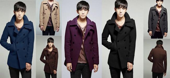 couleurs de manteaux