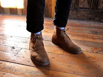 desert boots - bien choisir boots homme