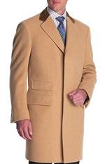 manteau Chesterfield