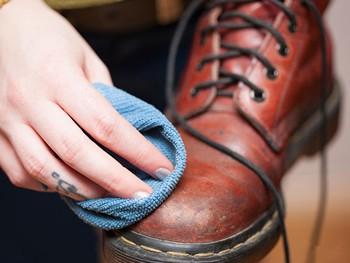 prendre soin de ses boots