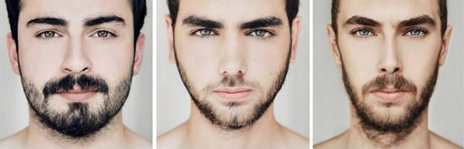 type de barbes pour homme